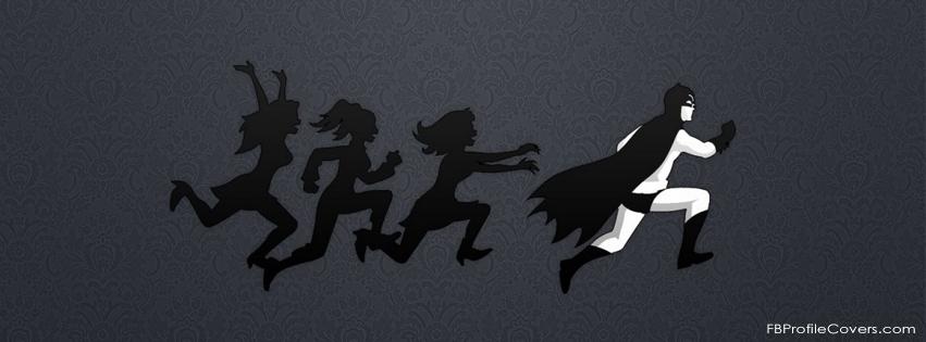 Funny Batman Facebook Timeline Cover