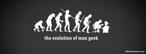 Evolution Of Geek