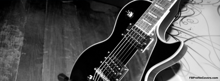 guitar facebook timeline cover, fb profile covers