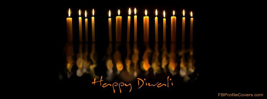 Happy Diwali Facebook Timeline Cover