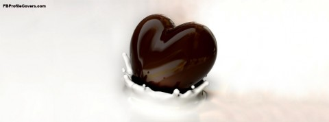 Chocolaty Heart & Milk