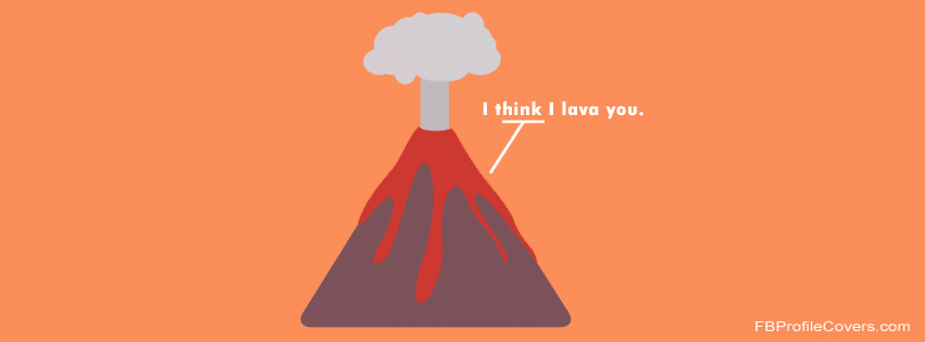 I Lava You Facebook Timeline Cover