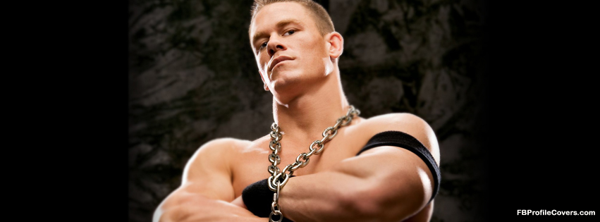 john cena fb cover, Facebook cover of celebrities