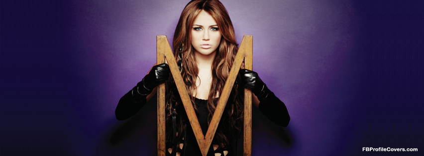 miley cyrus facebook timeline profile cover