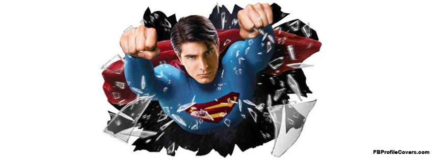 superman Facebook Cover, fb timeline profile covers