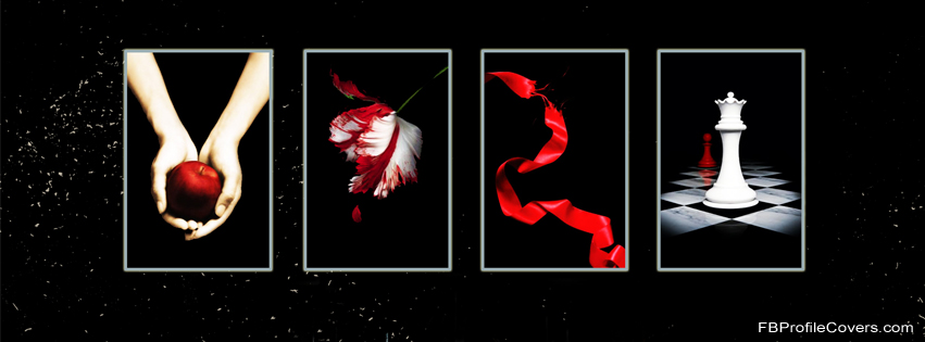 Twilight Saga Facebook Timeline Cover Photo