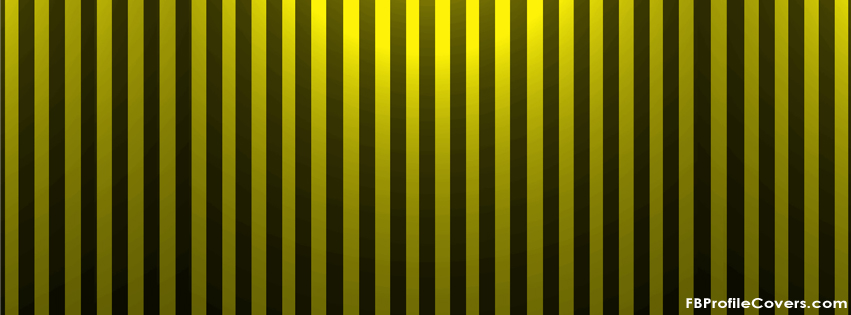 Yellow Bars Facebook timeline cover