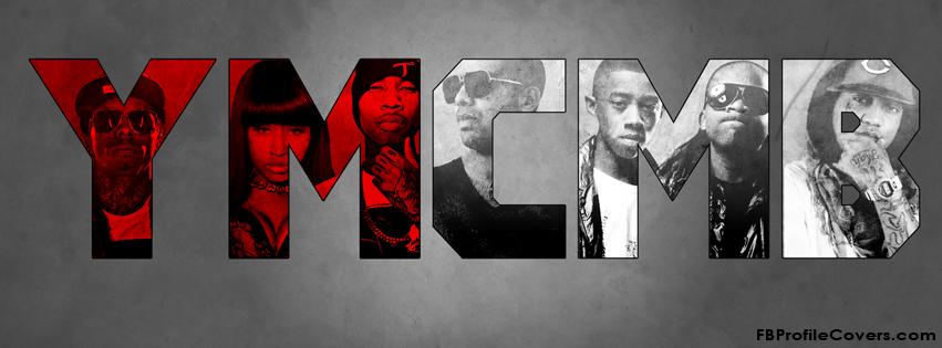 YMCMB Facebook timeline cover