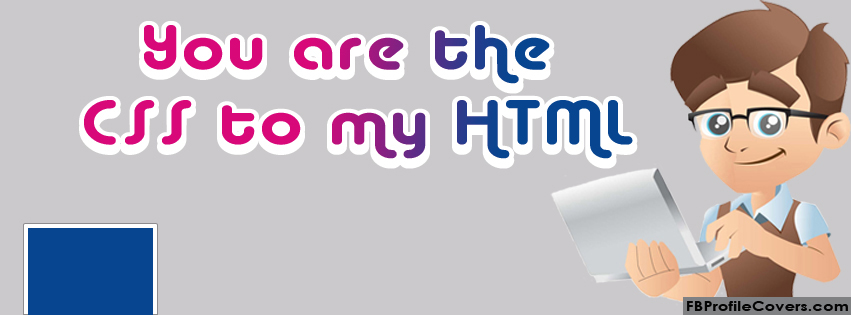 you are the css to my html facebook timeline cover